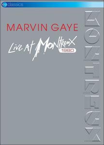 Marvin Gaye. Live at Montreux 1980 - DVD