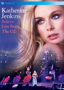 Believe. Live from the O2 (DVD) - DVD