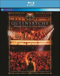Queensryche. Mindcrime At The Moore - Blu-ray