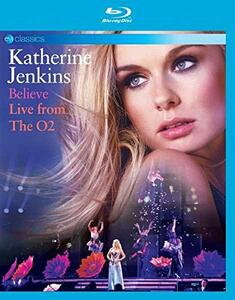Believe. Live from the O2 (Blu-ray) - Blu-ray