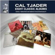 8 Classic Albums - CD Audio di Cal Tjader