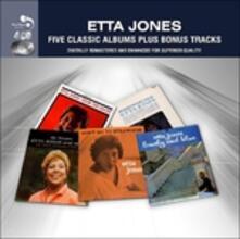 5 Classic Albums Plus - CD Audio di Etta Jones