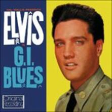 G.i. Blues (Picture Disc) - Vinile LP di Elvis Presley
