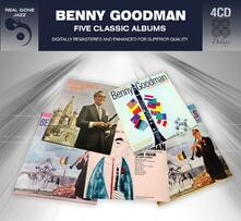 Five Classic Albums - CD Audio di Benny Goodman