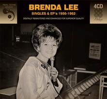 Singles & Ep's 1956-1962 - CD Audio di Brenda Lee