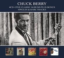 Five Classic Albums - CD Audio di Chuck Berry