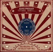 Original US Ep Collection vol.2 (Coloured Vinyl) - Vinile 10'' di Elvis Presley