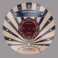 Us Ep Collection n.1 (Picture Disc) - Vinile LP di Elvis Presley