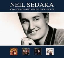 Four Classic Albums Plus - CD Audio di Neil Sedaka