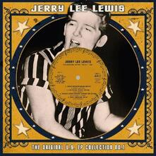 The Original Us Ep Collection n.1 - Vinile LP di Jerry Lee Lewis