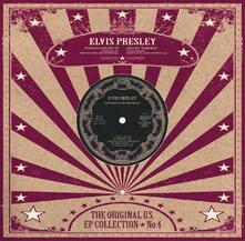 Us Ep Collection 4 (Picture Disc) - Vinile LP di Elvis Presley