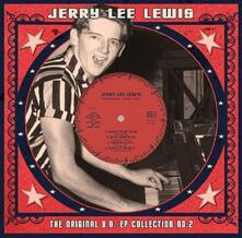 Us Ep Collection n.2 (White Vinyl) - Vinile LP di Jerry Lee Lewis