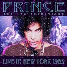 Live in New York 1985 (Purple Coloured Vinyl) - Vinile LP di Prince,Revolution