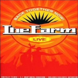 Farm. Back Together Now! Live - DVD