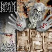 Enemy of the Music Business - Vinile LP di Napalm Death