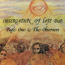 Observation Of Life Dub - Vinile LP di Page One & The Observers