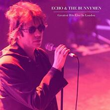 Greatest Hits. Live in London - Vinile LP di Echo and the Bunnymen