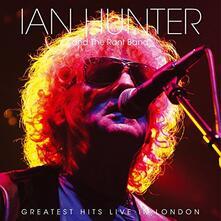 Greatest Hits Live - Vinile LP di Ian Hunter