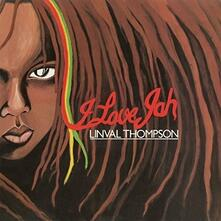 I Love Jah - Vinile LP di Linval Thompson