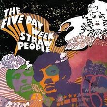 Five Day Week Straw People - Vinile LP di Five Day Week Straw People