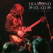 Live in London - Vinile LP di Diamond Head