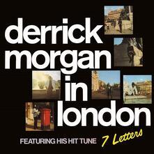 In London (HQ) - Vinile LP di Derrick Morgan