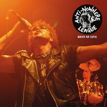 Best of Live - Vinile LP di Anti-Nowhere League