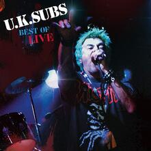 Best of Live - Vinile LP di UK Subs