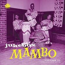 Jukebox Mambo 3 - Vinile LP