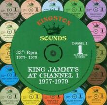 At Channel One - CD Audio di King Jammy