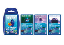 Top Trumps. Finding Dory