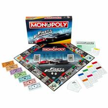 Monopoly. Fast & Furious Edition