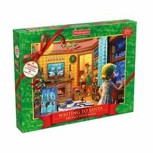 Puzzle 1000 Pc Waddingtons Christmas