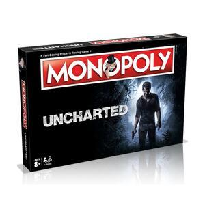 Versione Inglese [Edizione: Regno Un Uncharted. Monopoly