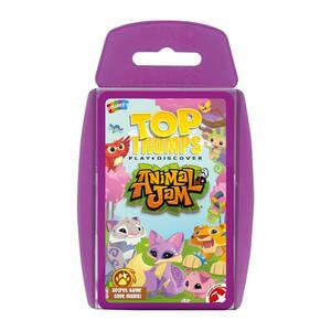 Top Trumps. Animal Jam