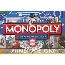 Monopoly. London Underground