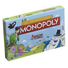 Versione Inglese [Edizione: Regno Unito] Adventure Time. Monopoly