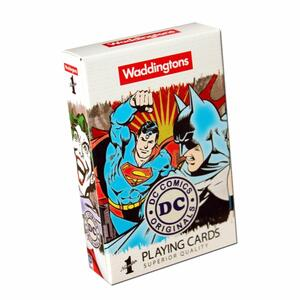 Carte Waddingtons. DC Comics Retrò (IT)