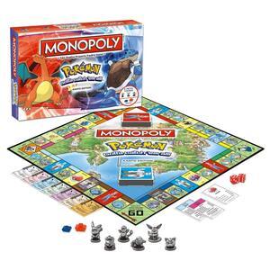 Versione Inglese [Edizione: Regno U Pokemon. Monopoly