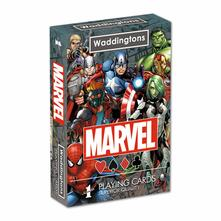 Carte Waddingtons. Marvel Universe  (IT)