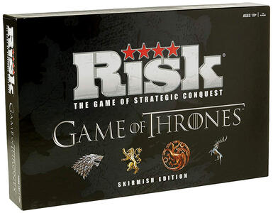 Risiko. Game of Thrones. Skirmish Edition. Ed. Inglese - 2