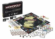 Monopoly. Game of Thrones. Edizione Deluxe. Ed. Inglese (UK)