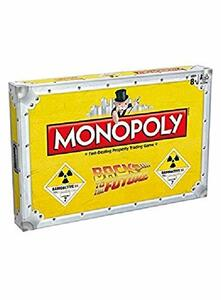 Back To The Future: Monopoly Board Game
