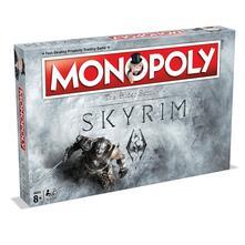Versione Inglese [Edizione: Regno Skyrim. Monopoly