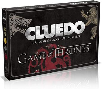 Cluedo Game of Thrones. Versione italiana