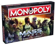 Monopoly Mass Effect. Ed. Italiana. Gioco da tavolo