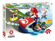 Puzzle Mario Kart. Funracer