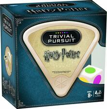 Trivial Pursuit. Harry Potter /Boardgames