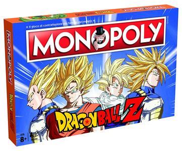 Monopoly Dragon Ball Z. Ed. Italiana