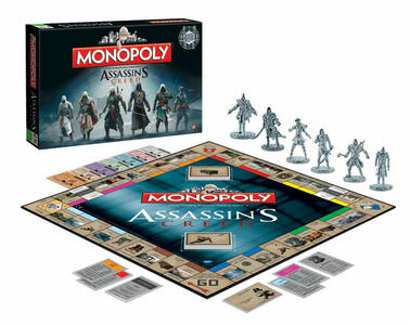 Monopoly. Assassin'S Creed